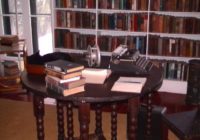 Hemingway's Writing Desk.